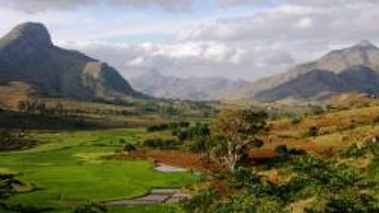 Madagaskar ist reich an Naturparadiesen, die allerdings durch illegalen Holzabbau zunehmend gefährdet sind.