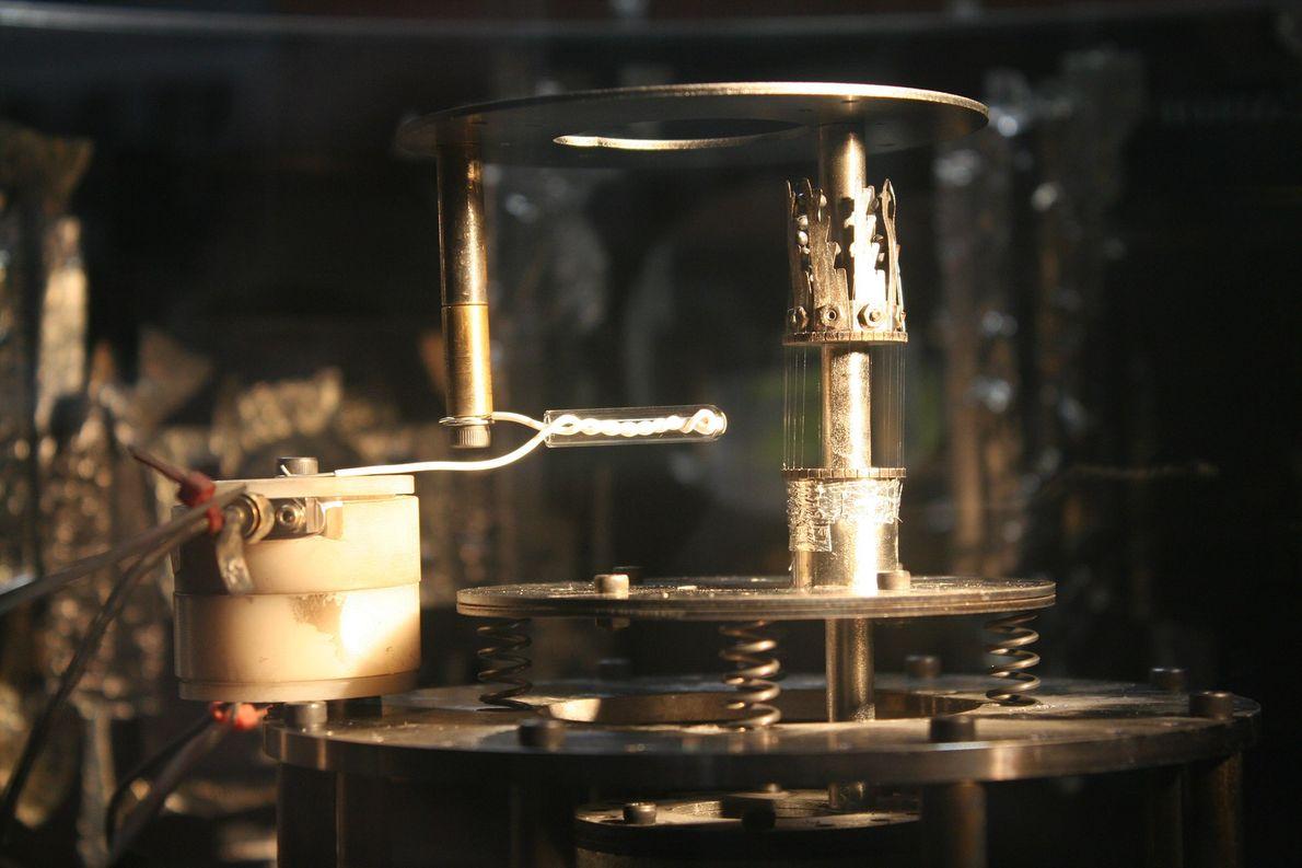 experimenteller Aufbau von MAGPIE