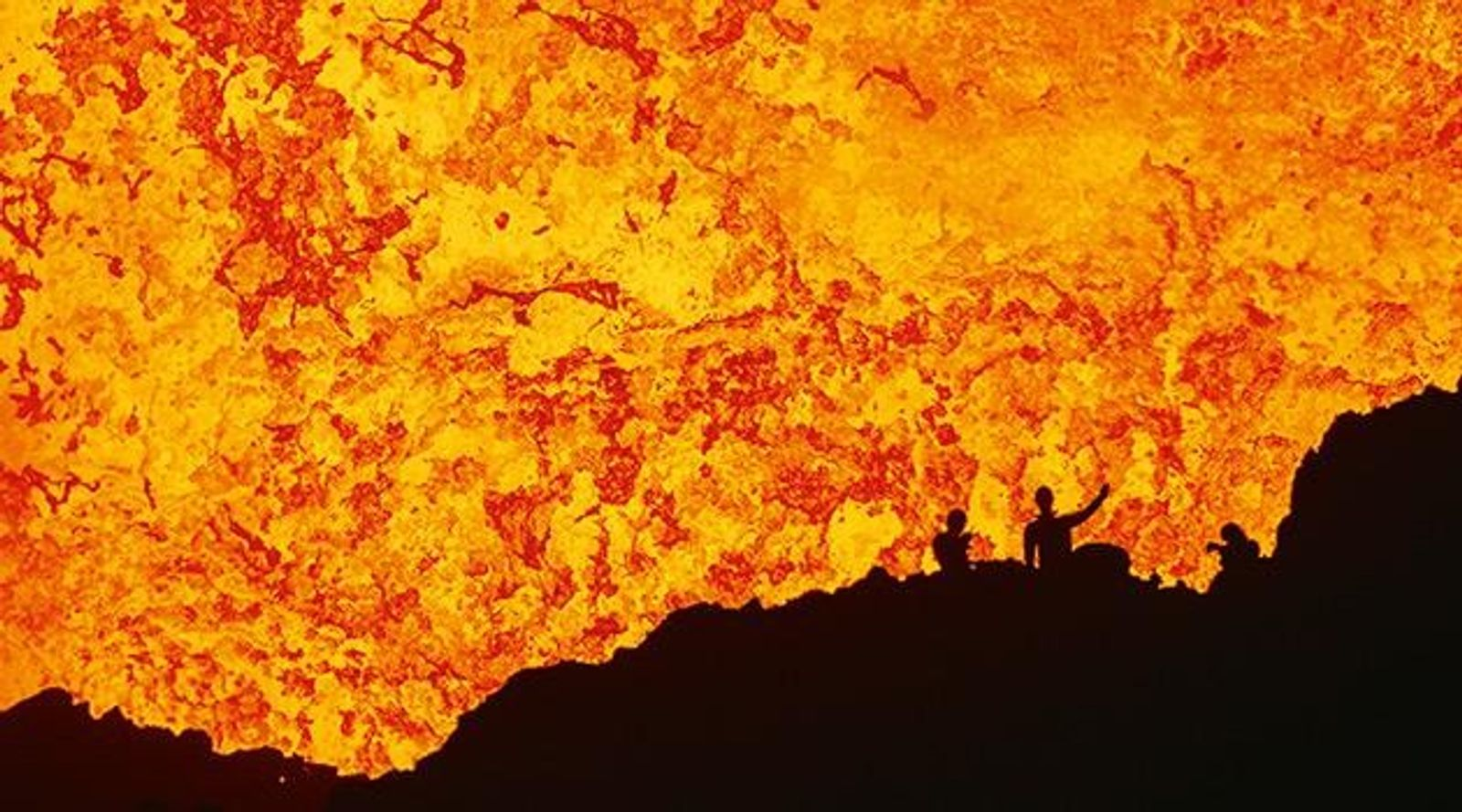Der Größte Vulkan Der Erde