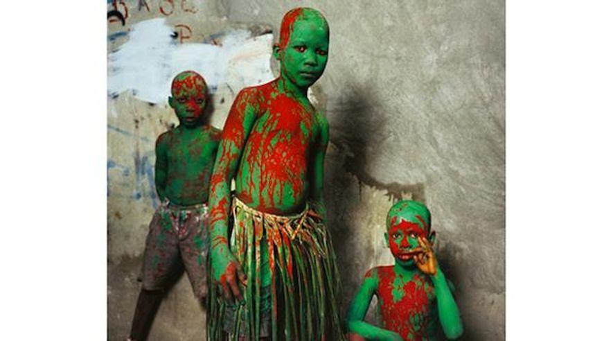 Afrikanische Kultur: Maske & Magie