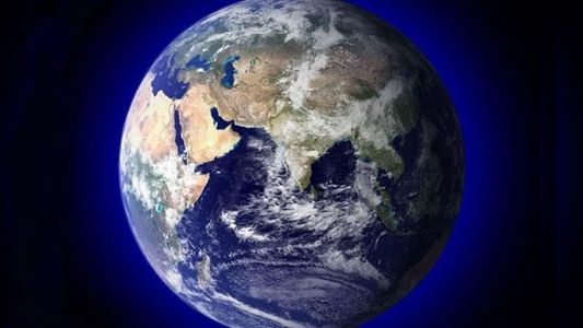 Eine Erde ohne Eis
