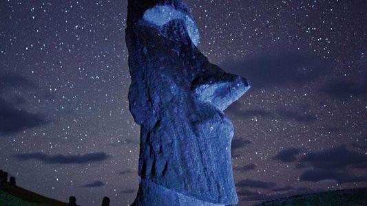 Die riesigen Steinfiguren der Osterinsel