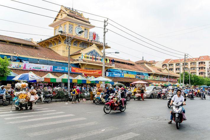 Bình-Tây-Markt