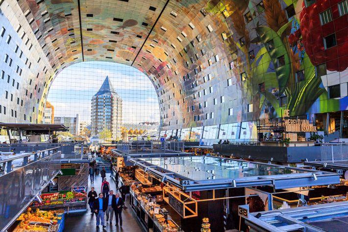 """""""Markthal"""", Rotterdam, Niederlande"""