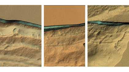 Gewaltige Wasservorkommen auf dem Mars entdeckt