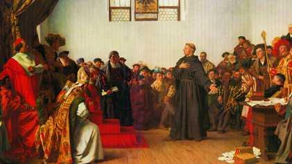 Martin Luther und der lange Weg zur Gewissensfreiheit