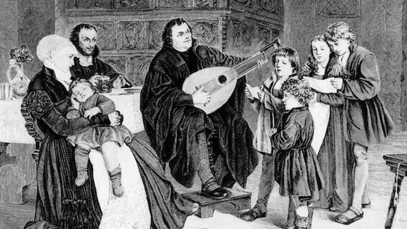 Katharina von Bora, die Frau des Reformators Martin Luther, war keine passive Zuschauerin, wie sie auf ...