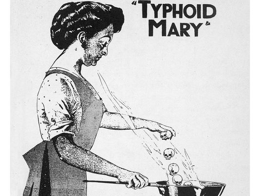 Typhoid Marys Tragödie: Ein Krankheitsverbreiter auf der Flucht