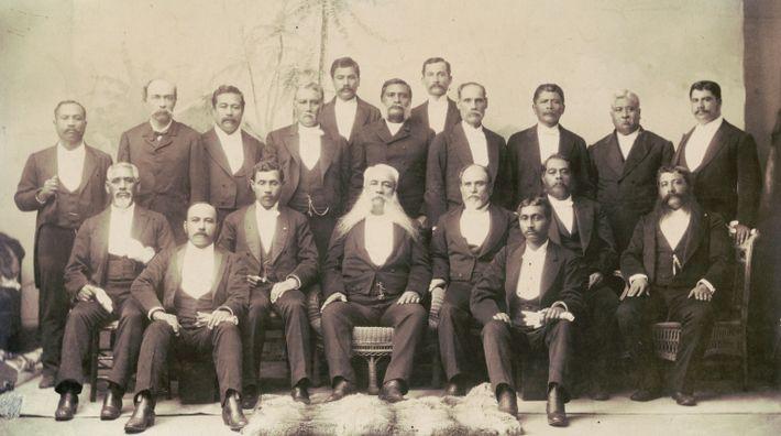 Repräsentatives Komitee der Delegierten des hawaiianischen Volkes