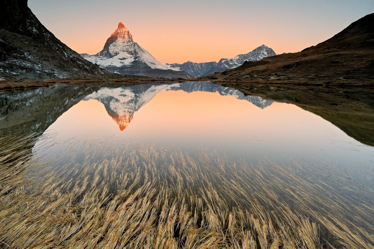 Pennine Alps, Italy AND Switzerland