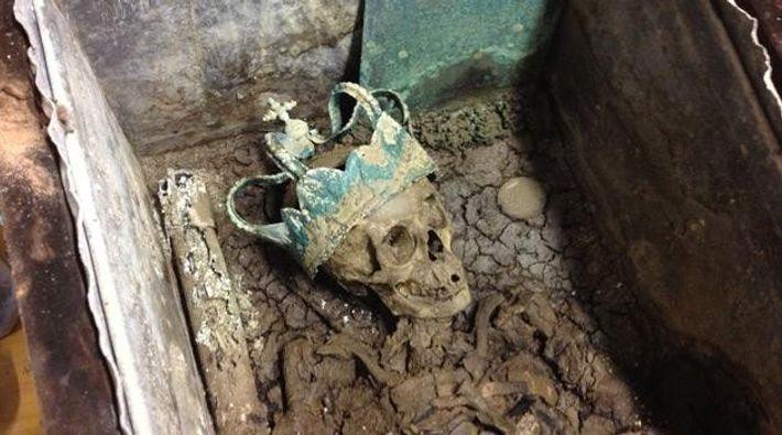 Grab von Anna Maria Luisa