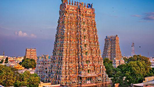 Der Tempel der tausend farbenprächtigen Statuen
