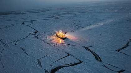 Arktis - Die Decke wird dünner