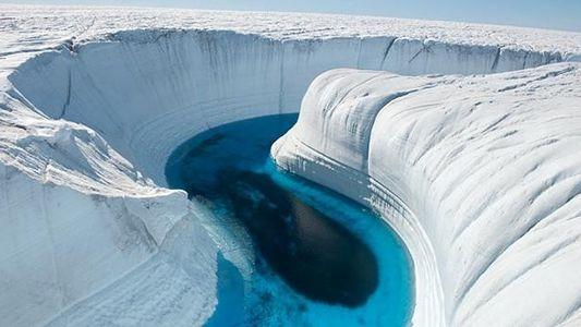 Galerie: Grönland: Das große Tauen