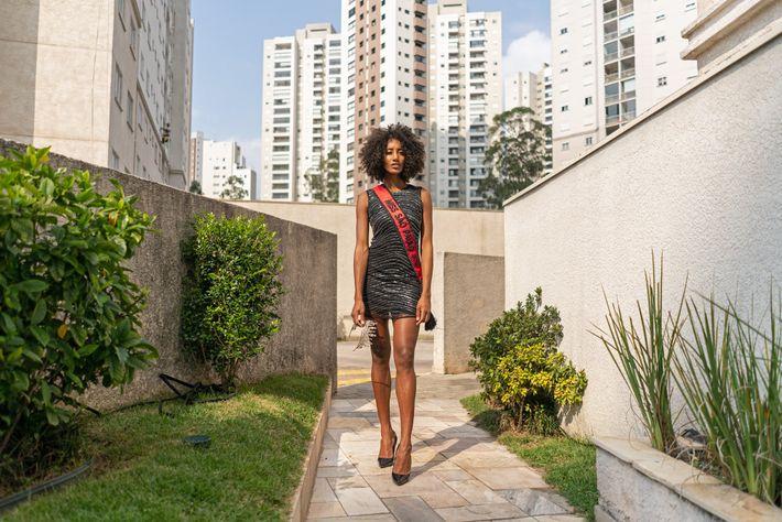 Adisa Steele Transgender Model