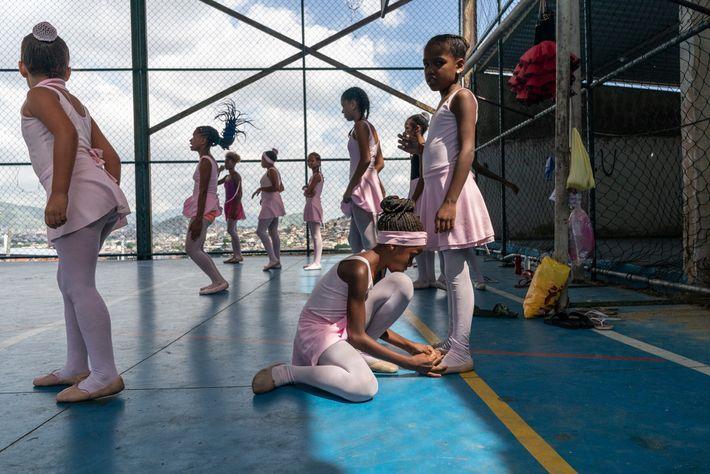 Ballett Körperakzeptanz