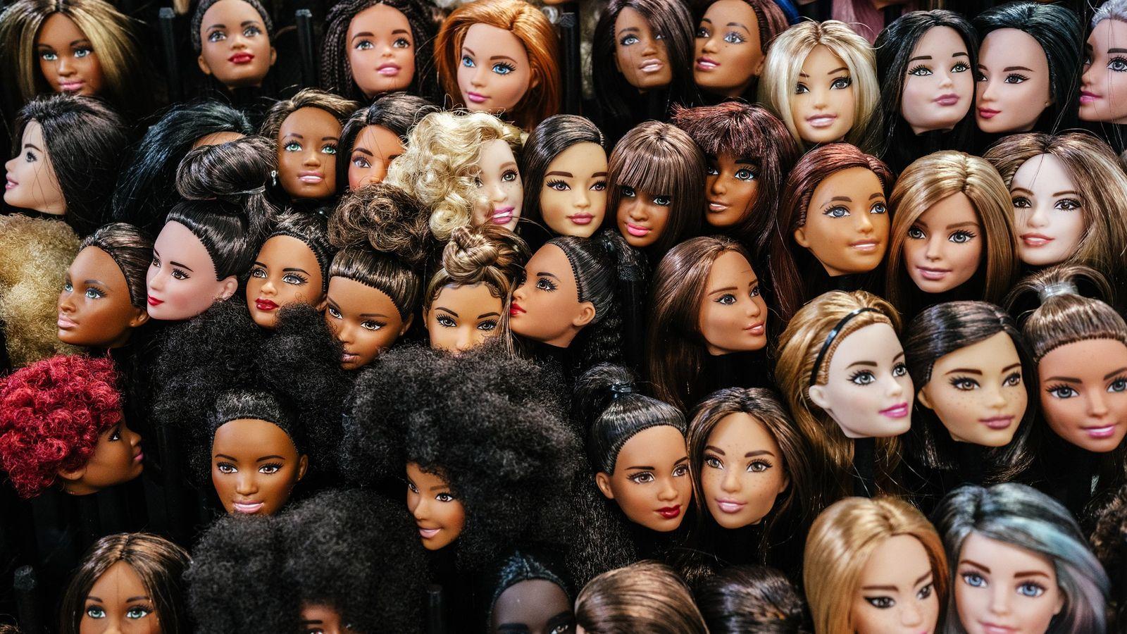 Puppen Diversity