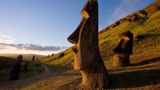Galerie: Entdeckt die weniger bekannten Seiten der Osterinsel