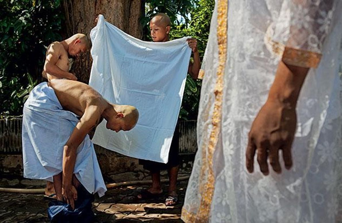 Mönchsweihe