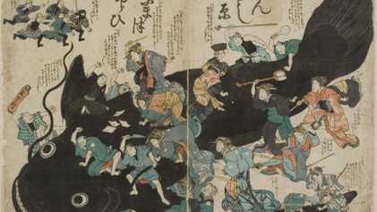Galerie: Kulturgeschichte: Schreckenswesen aus den Albträumen unserer Vorfahren