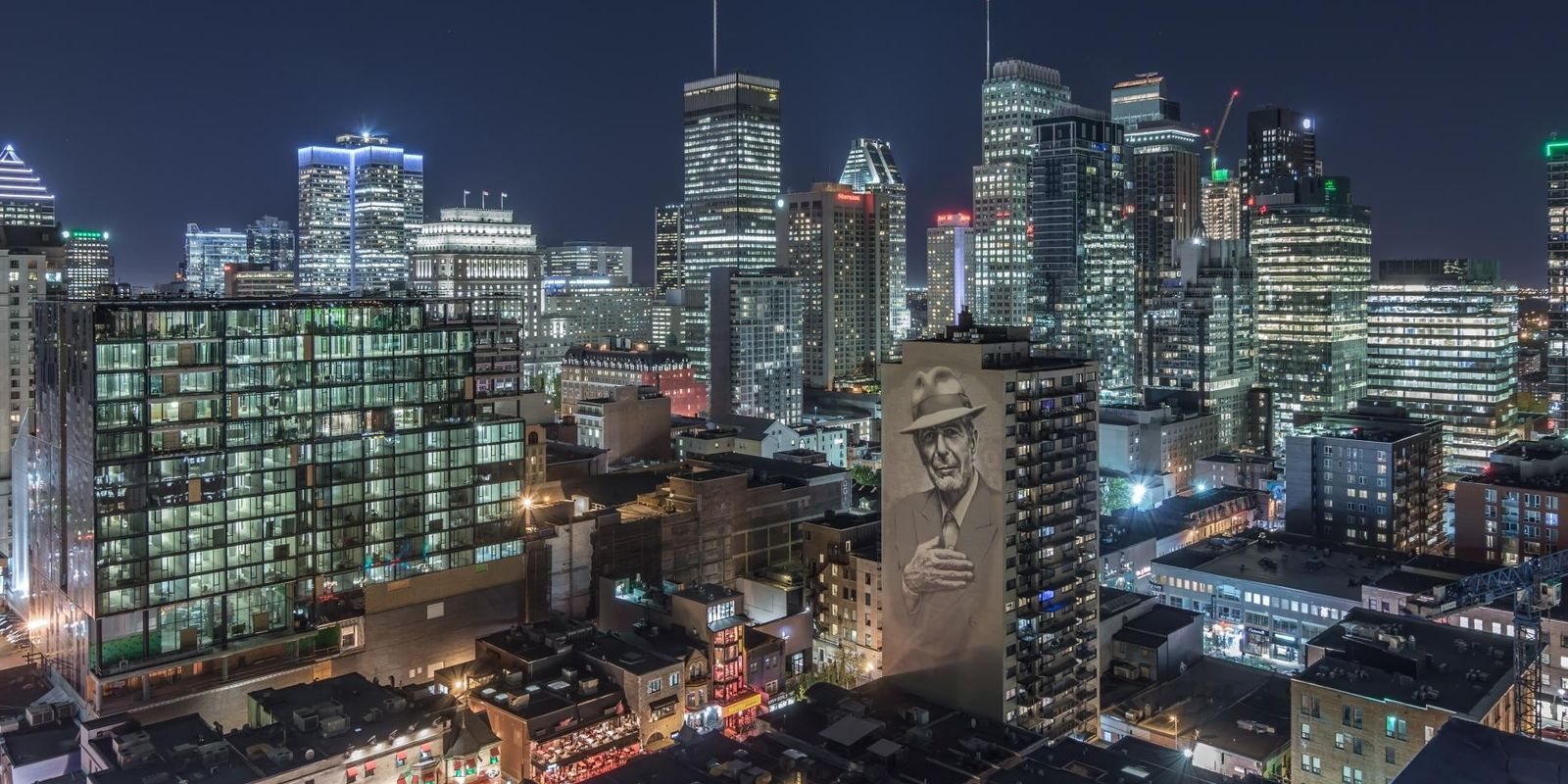 Auf versteckten Pfaden durch das Montreal von gestern und heute