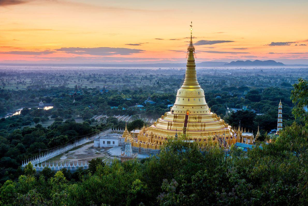 AUNG-SAKKYA-PAGODE