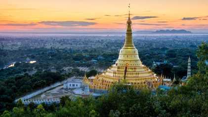 Myanmars geheimnisvolle Heiligtümer