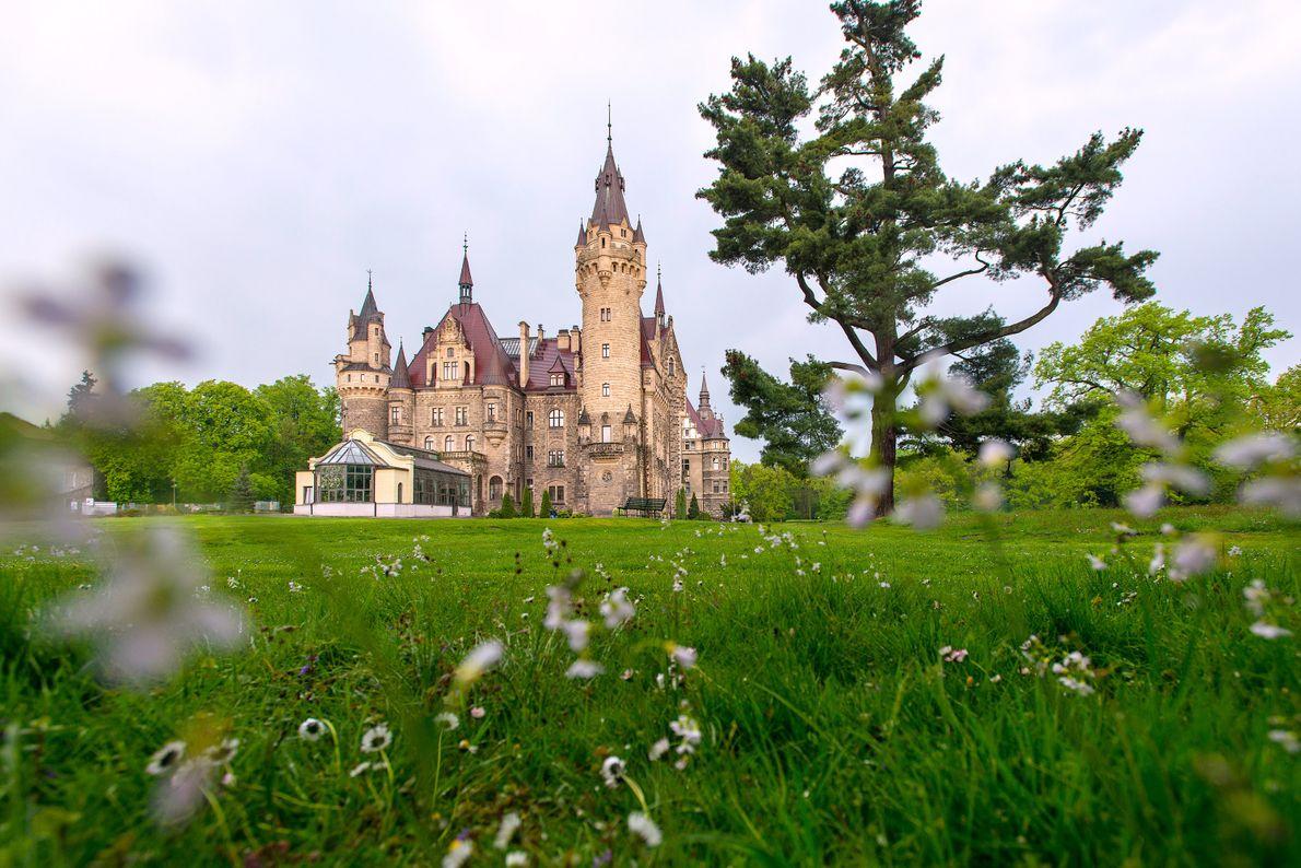 Schloss Moschen