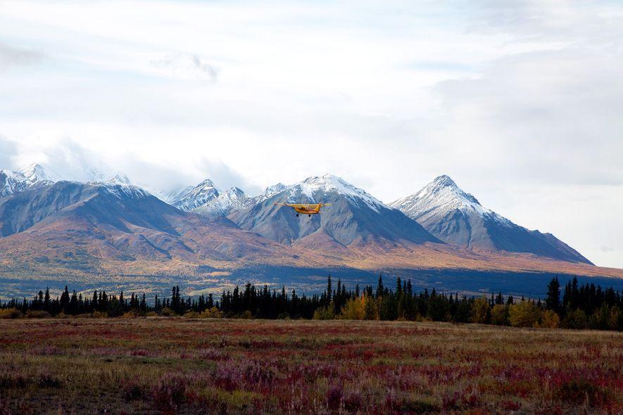 Der Kluane-Nationalpark im Yukon: Am höchsten Punkt von Kanada