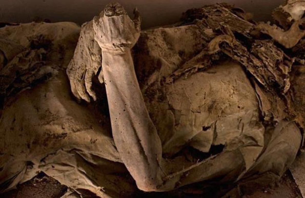 Mumie in Piraino