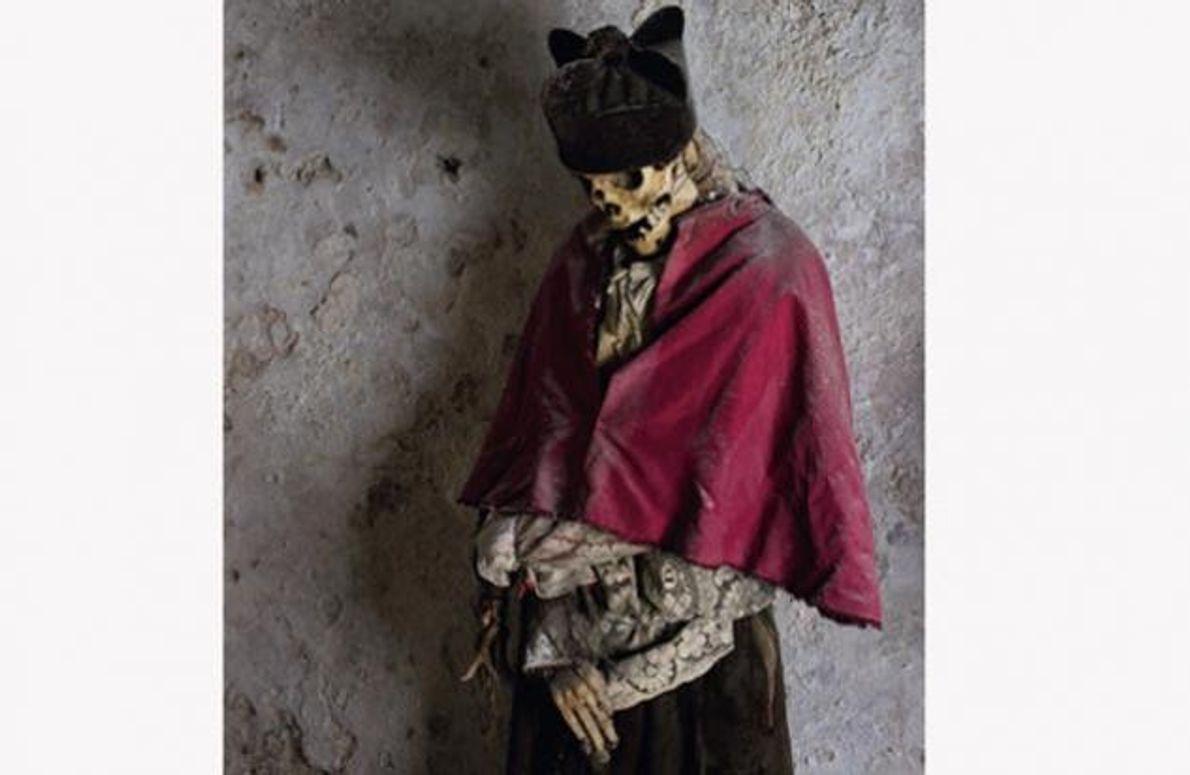 Mumifizierter Priester