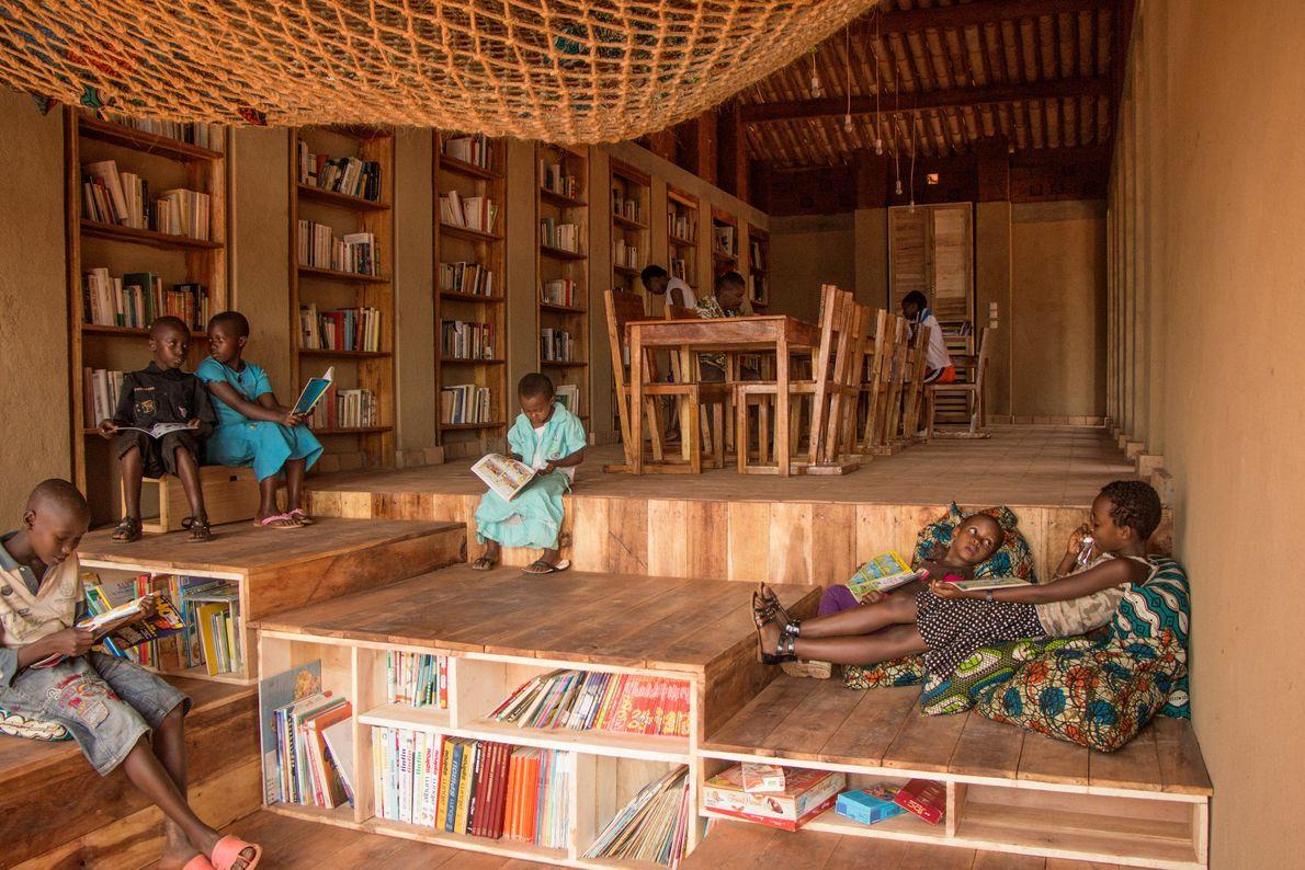Bibliothek von Muyinga