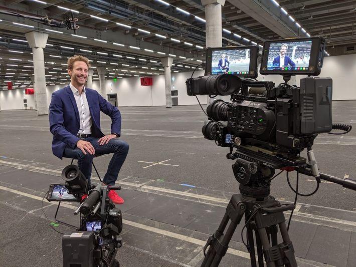 Der Zukunftsforscher Kai Arne Gondlach.