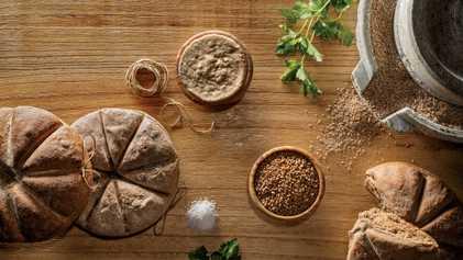 Backen wie die Römer: So wird historisches Pompeji-Brot gebacken