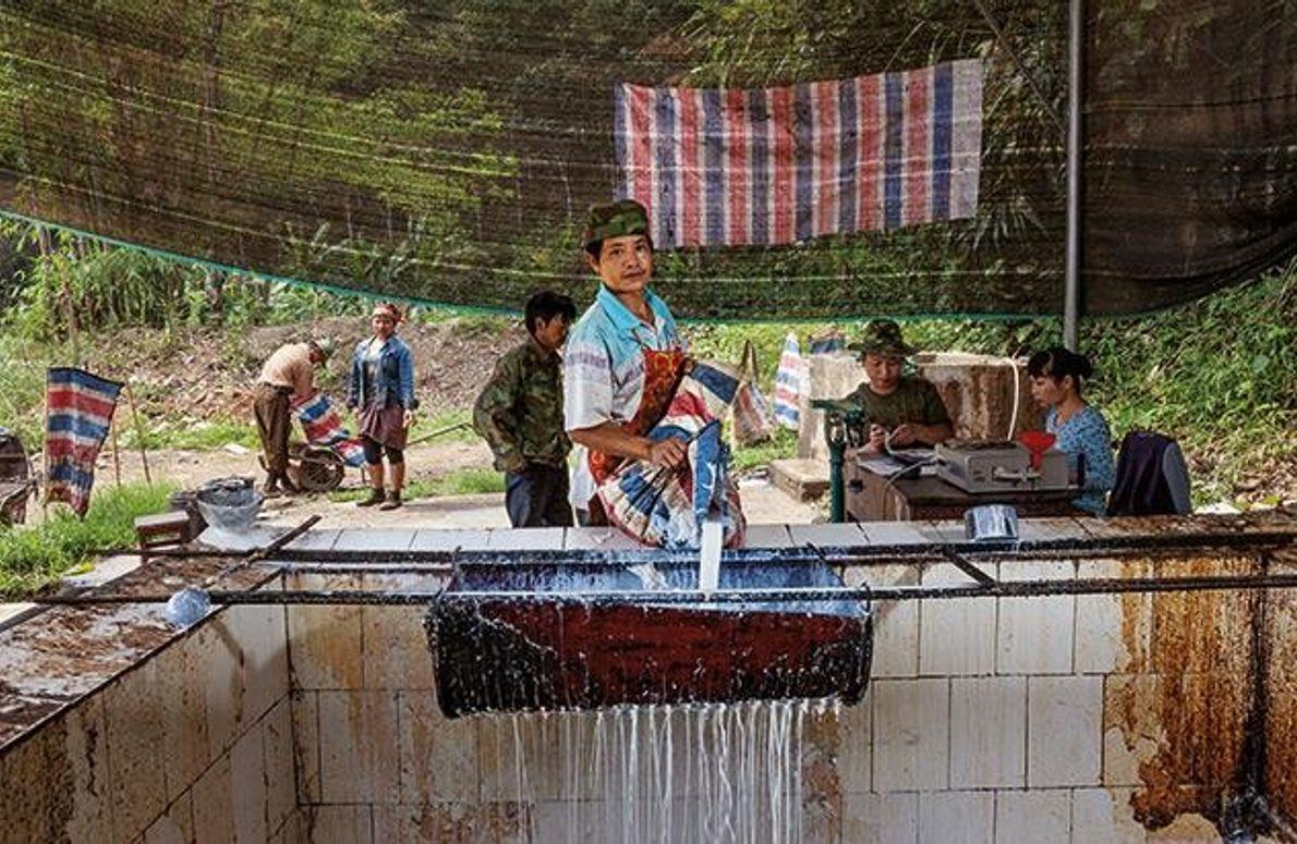 Nachhaltiger Anbau in Nabanhe