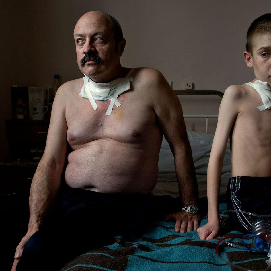 Kinder von Tschernobyl-Überlebenden haben keine erhöhte Mutationsrate