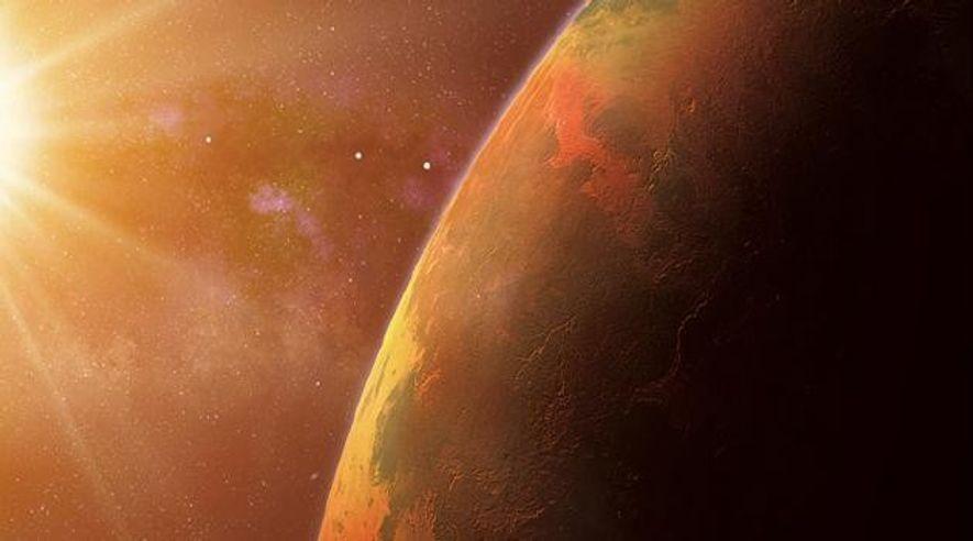 Die Suche nach Erde 2