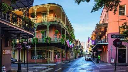 Galerie: New Orleans: Big Easy für immer