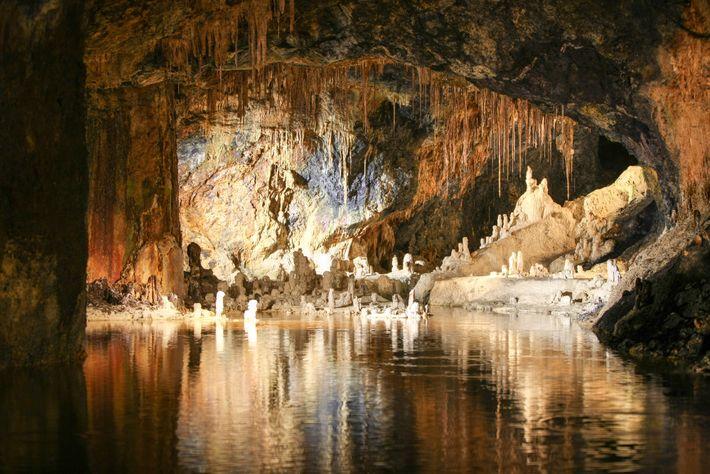 Tropfsteinhöhle Feengrotte
