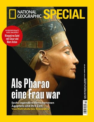 "NATIONAL GEOGRAPHIC Special ""Also Pharao eine Frau war"""