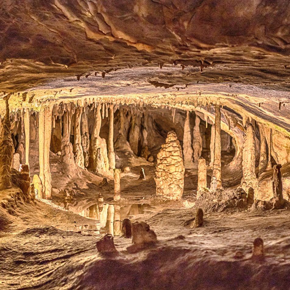 Jahrtausende alte Klimadatenspeicher: Deutschlands schönste Tropfsteinhöhlen