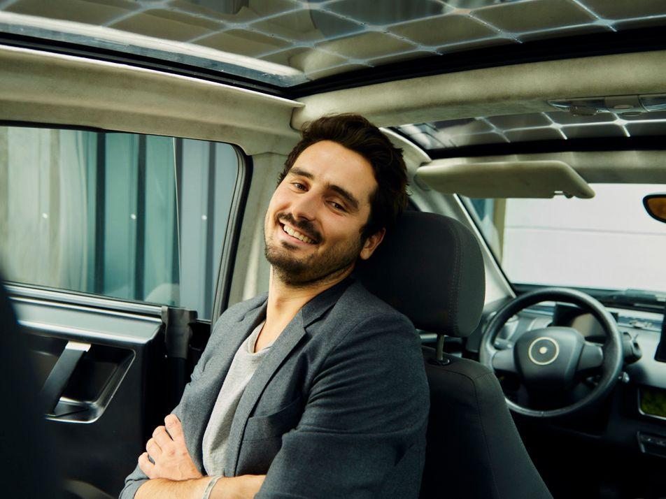 Vollgas für die Umwelt: Münchner Start-up entwickelt Solarauto