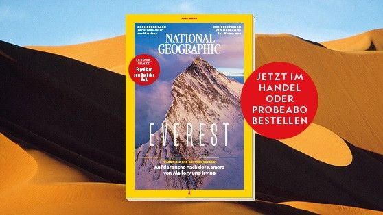 National Geographic Testabo 07/2020