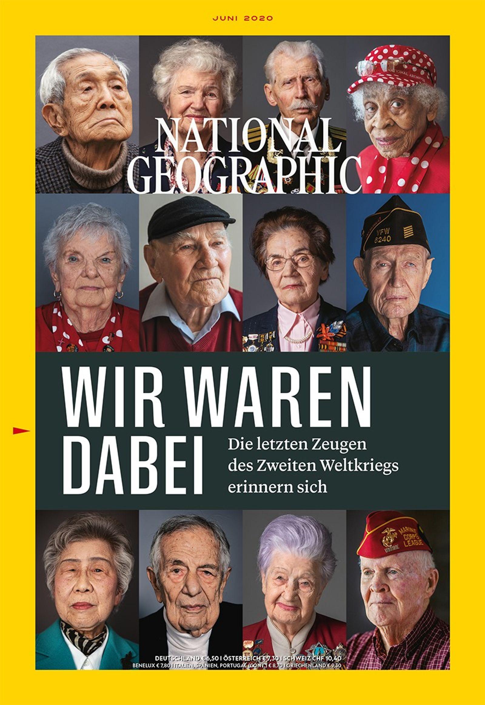 National Geographic-Magazin Juni 2020