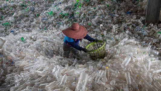 Könnt ihr das Plastikproblem lösen? National Geographic sucht eure Ideen!