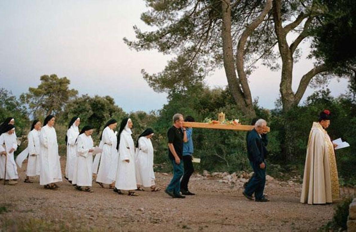 Nonnen des Dominikanerklosters