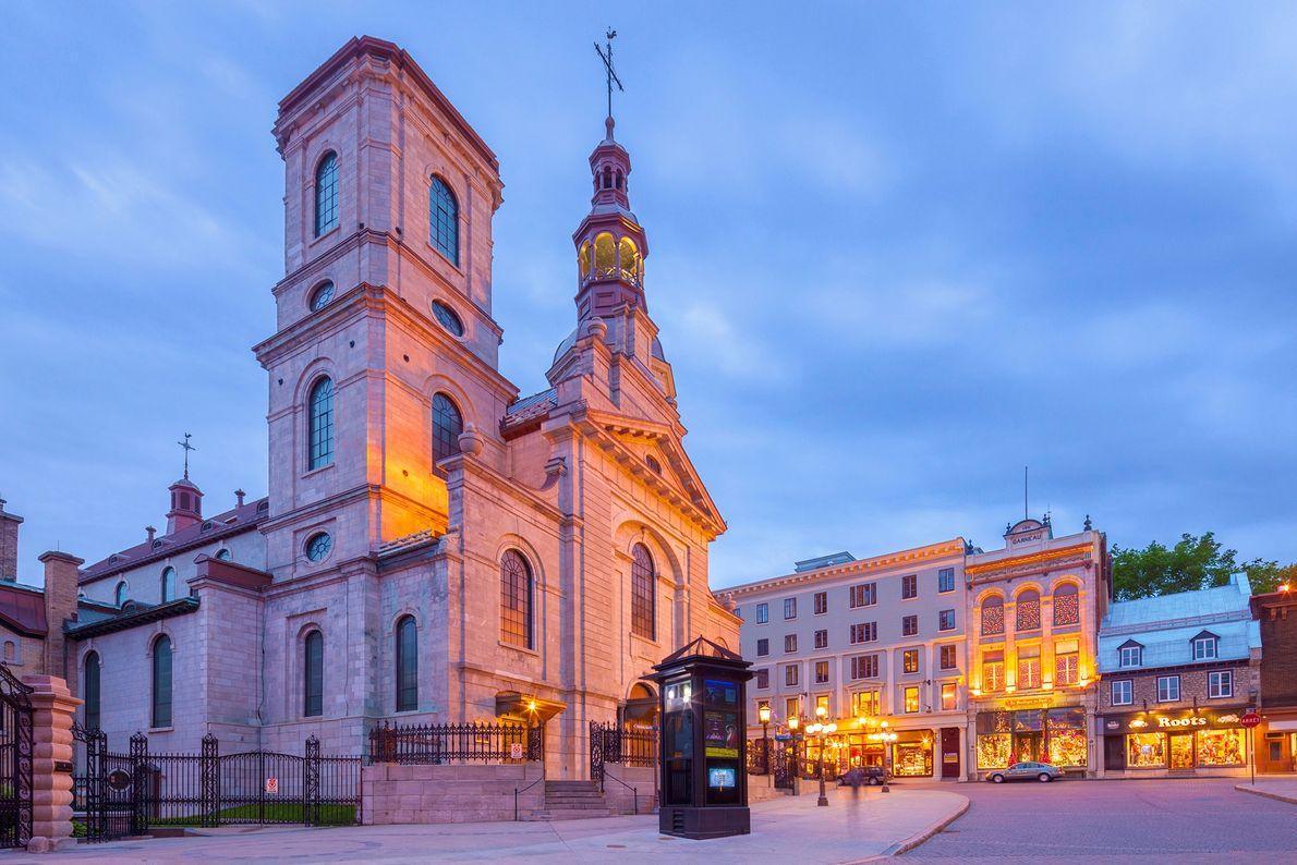 Basilica-Cathedral Notre-Dame de Québec