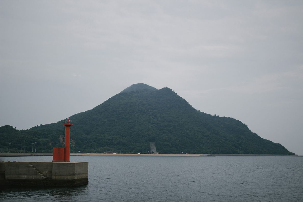 "Himeshima, meaning ""Princess Island,"" is an islet off the coast of Kyushu in Ōita Prefecture."
