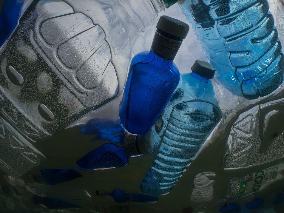 Schwimmender Müllsammler soll Meere von Plastik befreien