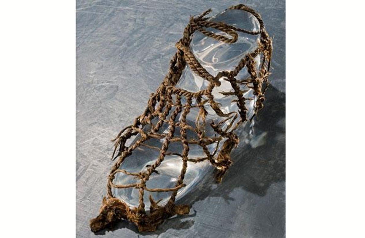 Ötzis Schuhe